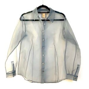 Telluride Clothing Co. Sheer Button Down
